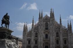 Milano Duomo.
