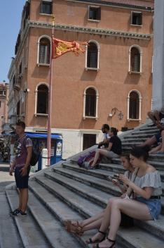 Venice flag