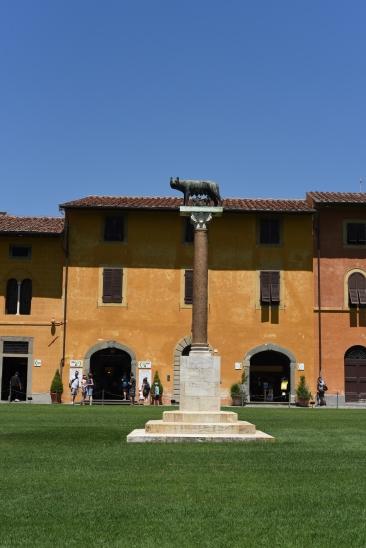 Gardens of Pisa.
