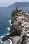 Vernazza: 'On top'.