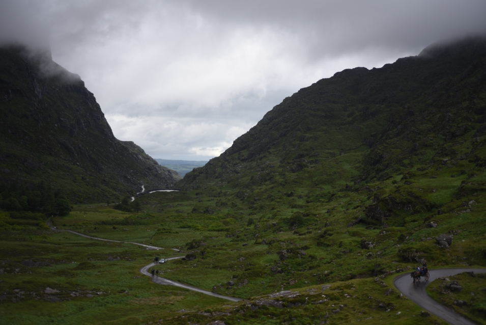 Gap of Dunloe, Co. Kerry, Ireland.