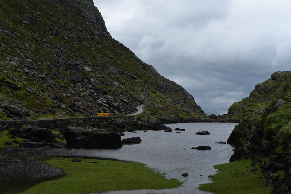 Gap of Dunloe, Walker.