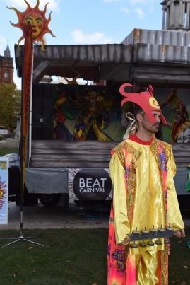 Beat Carnival, Belfast.