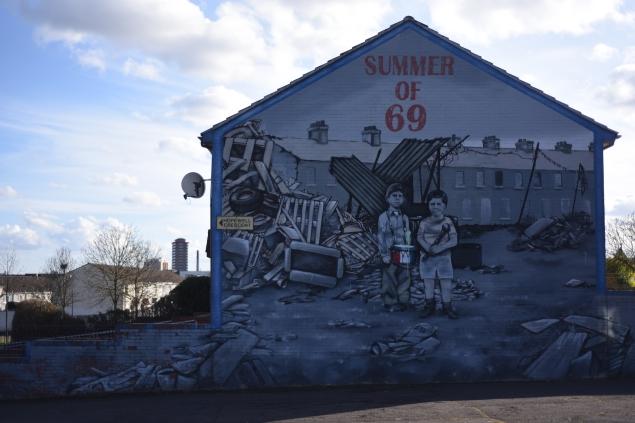 Historical Mural.